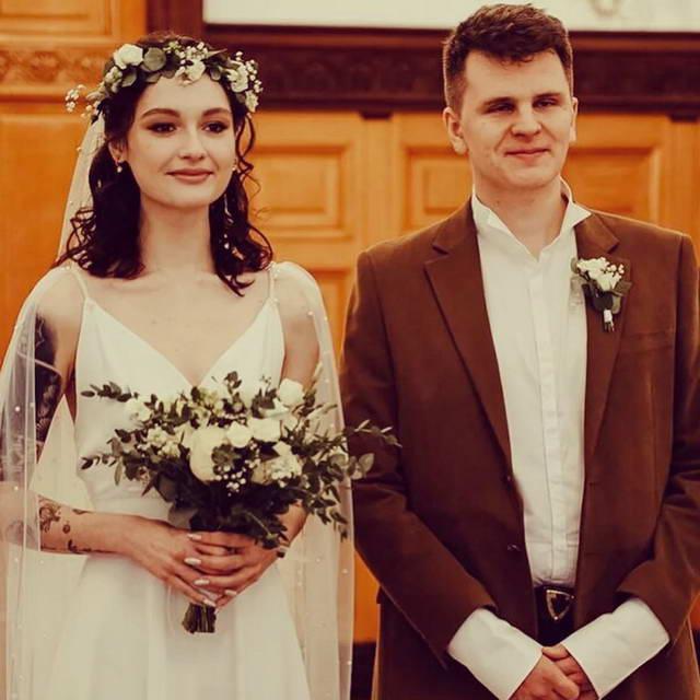 Свадьба Мария Кончаловская и Никита Кузьмин
