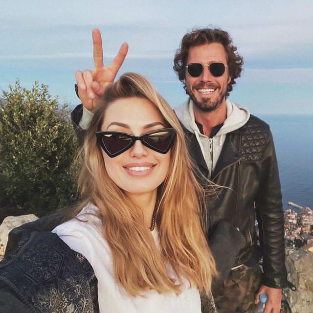 Виктория Боня и Марат Сафин в Монако