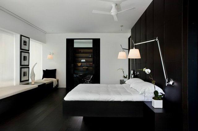 Секреты современной спальни