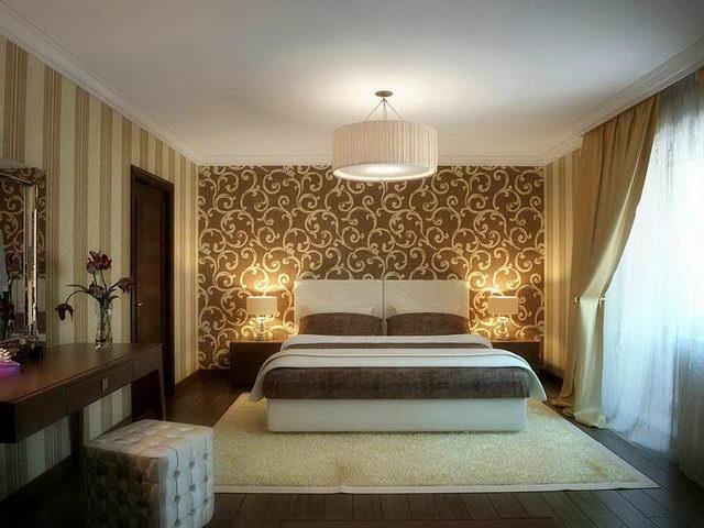 Важные моменты современной спальни