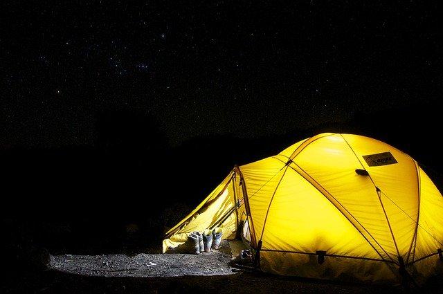 Палатки Норфин – надежная продукция высокого качества