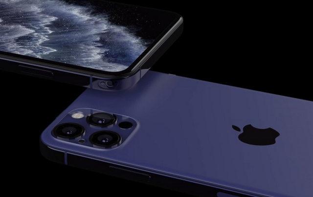 Технические характеристики камер iPhone 12 Pro Max