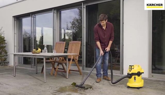 Пылесосы Karcher стоят на страже чистоты вашего дома