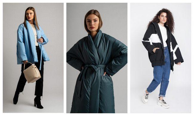 Выбираем модную женскую куртку на осень-зиму