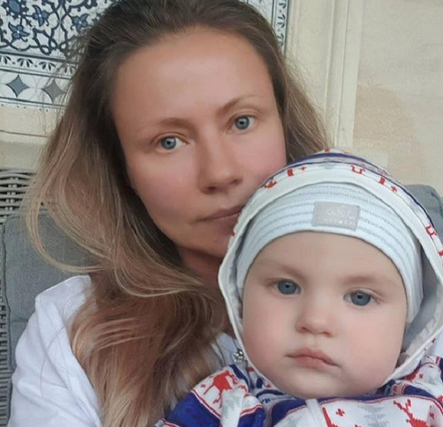 Мария Миронова сын Фёдор