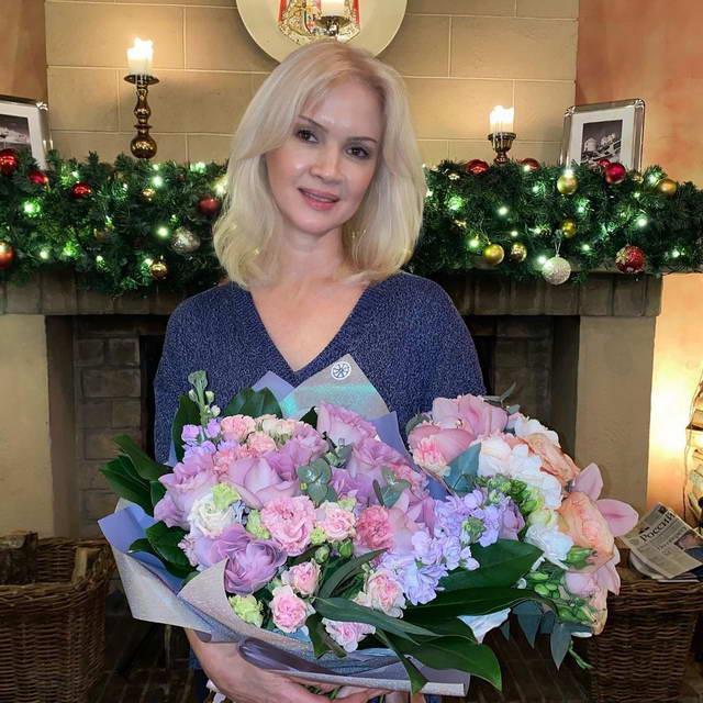 Елена Стебенёва (Аворес) бывшая жена Александра Серова