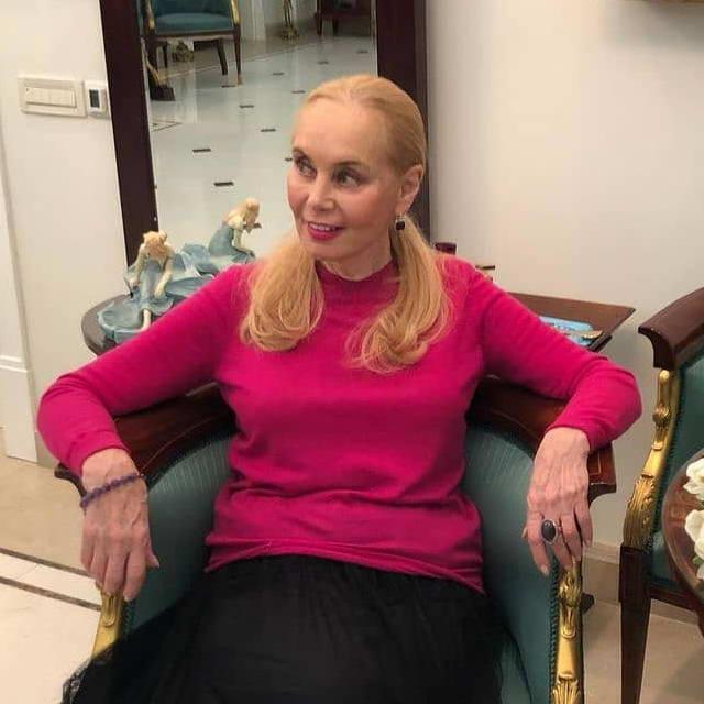 Нелли Кобзон 70 лет