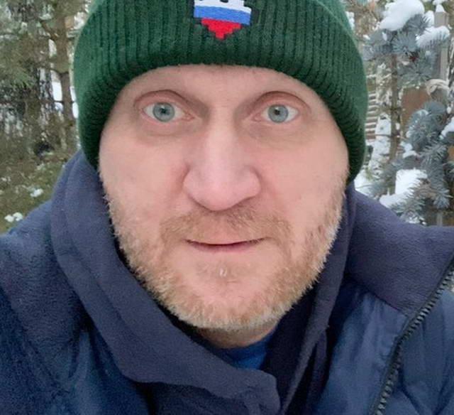 Шоумен Уральские пельмени Андрей Рожков