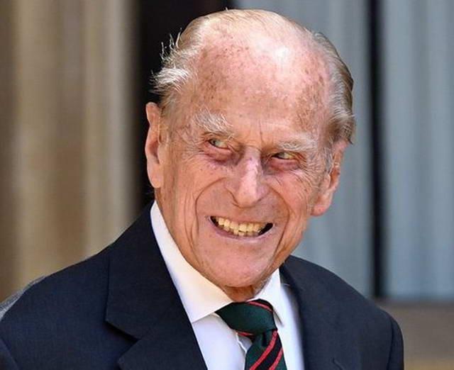 Принц Филипп – муж королевы Елизаветы II