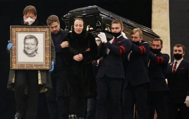 вдова Бориса Грачевского Екатерина Белоцерковская
