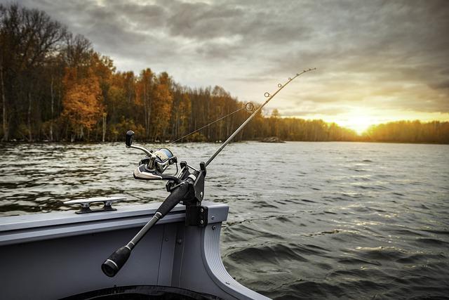 Как получить удовольствие от рыбалки