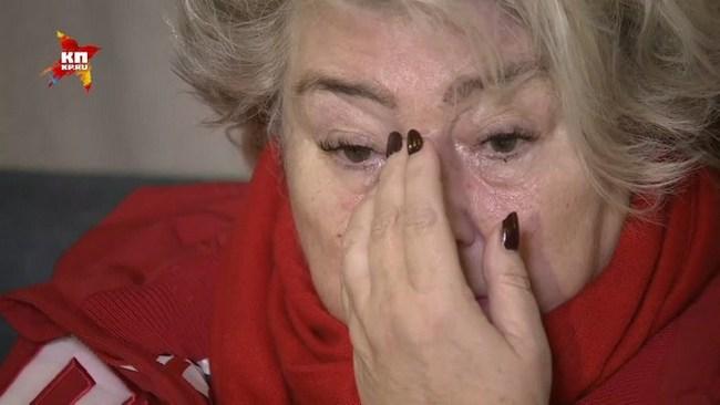 Татьяна Тарасова расплакалась из-за победы троих российских фигуристок