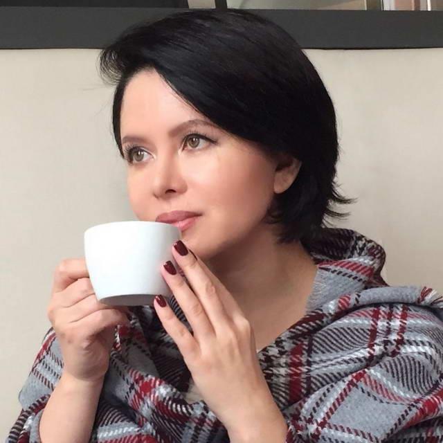 Виктория Ворожбит жена Сергея Жигунова