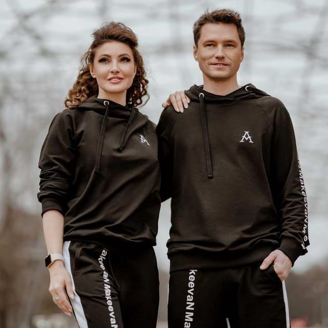 Анастасия Макеева с любовником
