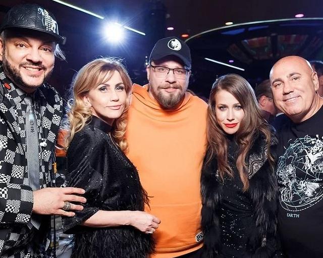 Харламов, Киркоров, Пригожин, Барановская