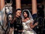 Анастасия Макеева и Роман Мальков, свадьба