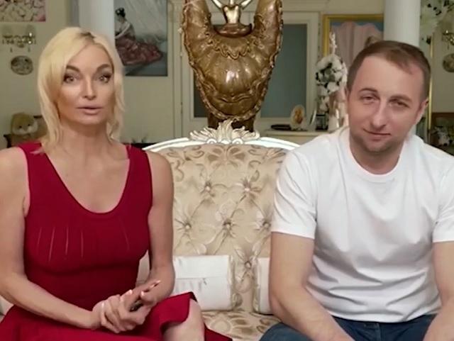 Анастасия Волочкова, возлюбленный Олег