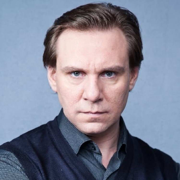 российский актер Андрей Егоров