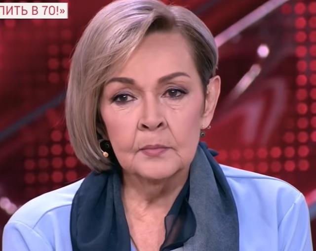 Звезда фильма «Экипаж» Ирина Акулова