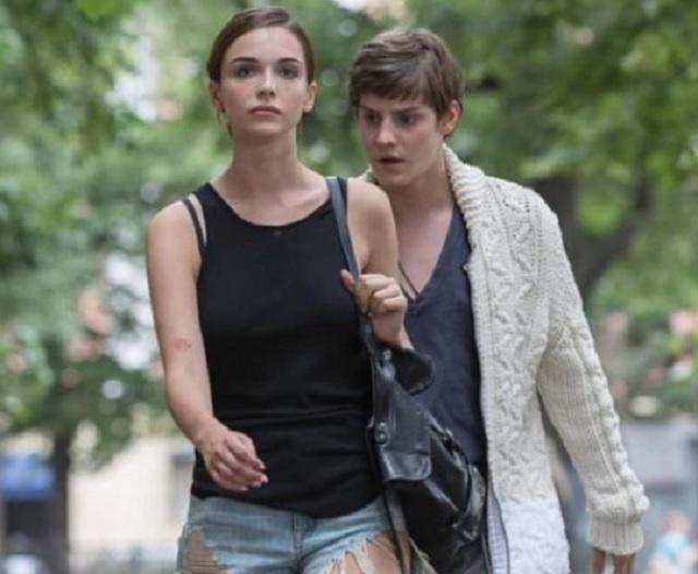 Софья Синицына и Павел Табаков