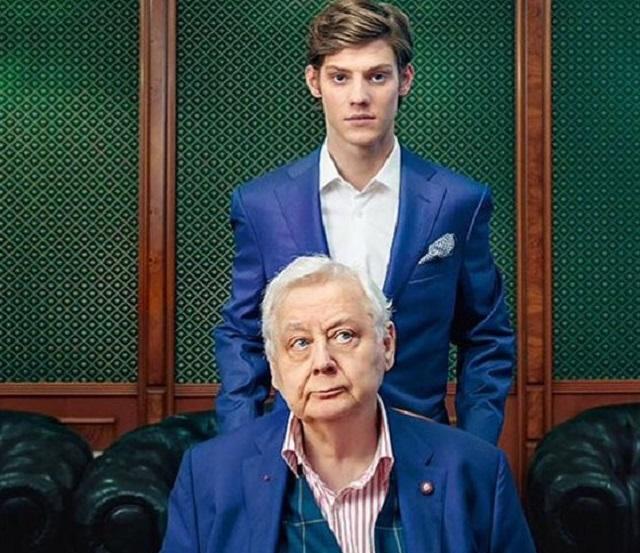 Табаковы Олег и Павел