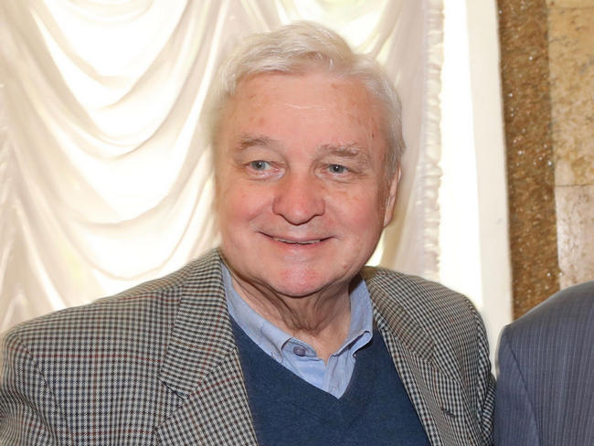 Бывший муж Аллы Пугачевой Александр Стефанович