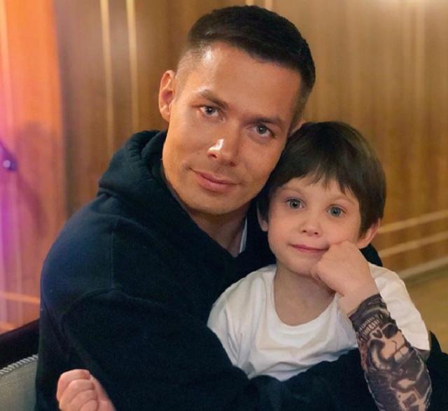 Стас Пьеха, сын Пётр