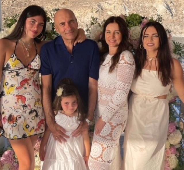 Игорь Крутой, семья