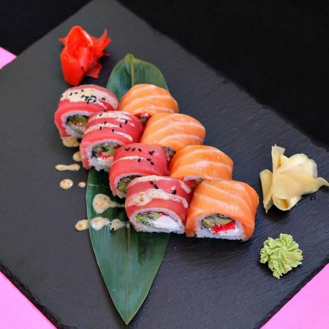 Суши в городе Бугульма - обзор ресторанов и суши-баров