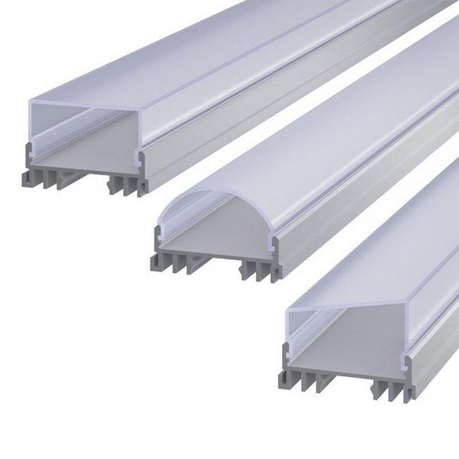 Функции накладного профиля для LED ленты
